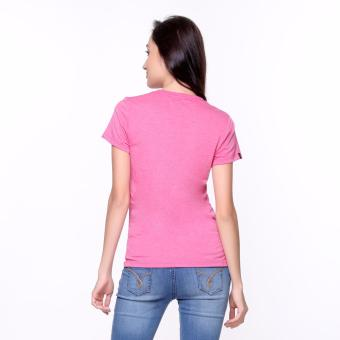 Bum Limited Ladies Bundle Tee (Acid Fuschia) - 4