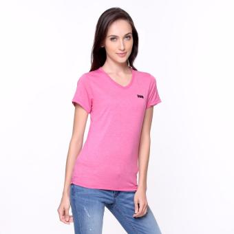Bum Limited Ladies Bundle Tee (Acid Fuschia) - 2