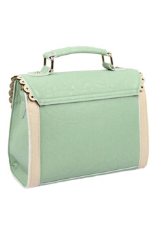 Buytra Handbags Leather (Green) - picture 2
