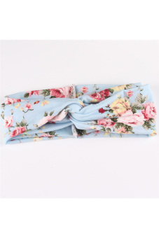 Buytra Women Headband Floral Wide Stretch No.8 - picture 2