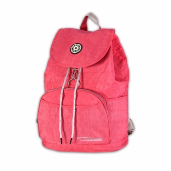 Canvas Women Backpack School bag For Teenagers Girls Back Pack School bags Bagpack Mochila - intl Price Philippines
