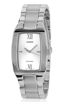 Casio Analog Men's Watch MTP-1165A-7C2DF (Silver) - picture 1