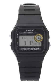 Casio Unisex Watch F-94WA-8DG (Black)