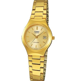 Casio Vintage Women's Gold Stainless Steel Strap WatchLTP-1170N-9ARDF
