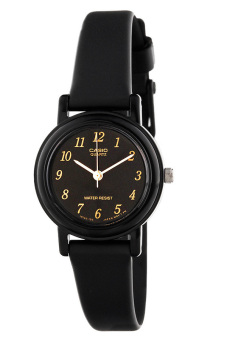 Casio Womens Black Resin strap Watch LQ-139AMV-1L