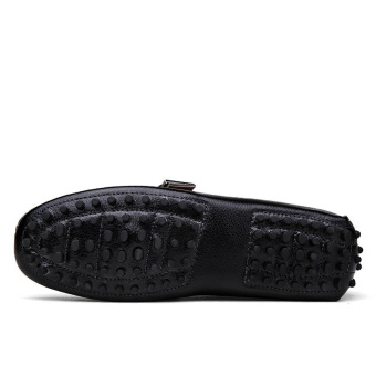 Casual Fashion Men Loafers - Black - picture 2