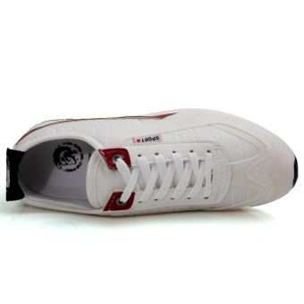 Casual Sport Fashion Sneakers -White - picture 2