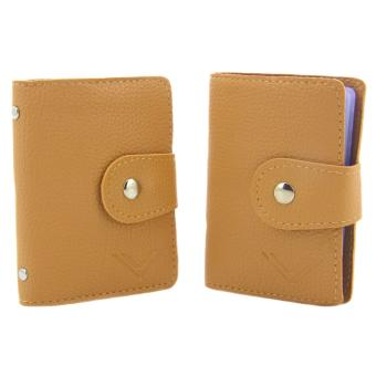 Cava Business ID Credit Card Holder Set of 2 (Beige) Price Philippines