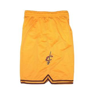 Cavs Cavaliers Jersey Short Adults YEllow - 2