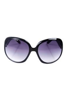 Celebrity Vintage RoWomen Sun Glasses Black