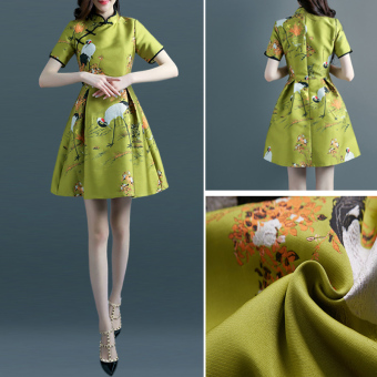 Chinese-style fashion elegant princess dress Cheongsam