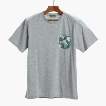 Coco Republic Mens Tropical Tee (Gray) Price Philippines