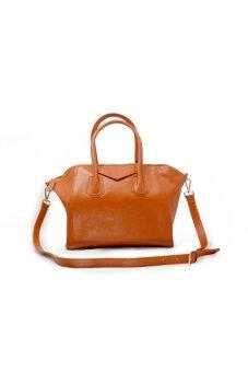 COCO ROSS BELLA Handbag (Camel) with Dustbag