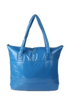 Cotton Totes Handbag (Blue)