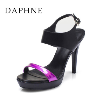 Daphne sexy New style ultra-high-heeled waterproof sandals