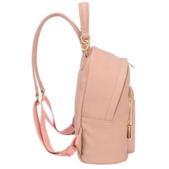 DAVID JONES Women Synthetic leather Mini Backpack - intl - 2