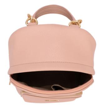 DAVID JONES Women Synthetic leather Mini Backpack - intl - 4