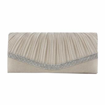 DNJ 139-5 Party Clutch bag (Champagne)