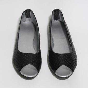 Doll Me Up Shoes Crissa Step-in Flats (Black) Price Philippines