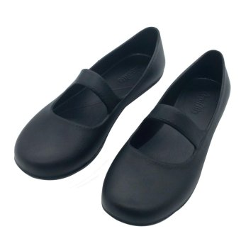 Duralite Sandals Sophia Black Womens Ladies Shoes Walking Comfortable Work Rain Lifestyle School Everyday Wear