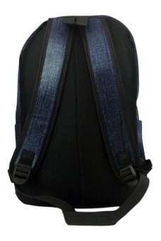 Elena 060a Backpack (Blue) with free Unisex silicone strap digital led watch (Assorted color) - 3