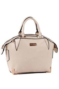 Elena 5952 Premium Bag Set (Cream) - 3