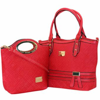 Elena X-11030 Premium Bag Set (Red) Price Philippines