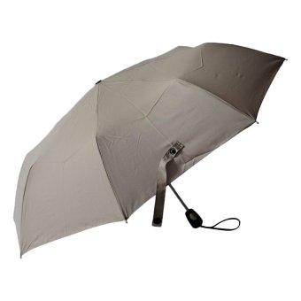 Esprit Umbrella Mini Tecmatic Solid Umbrella (Silver/Grey)