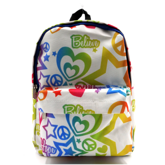 Everyday Deal Emma Backpack (White) Price Philippines