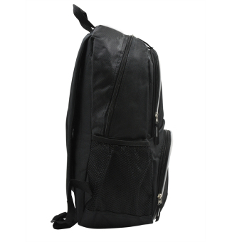 Everyday Deal James Fashion Backpack Casual Daypack Bag (Black) - 4