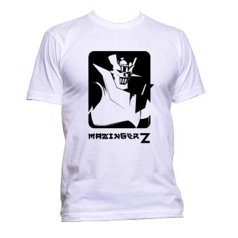 Fan Arena Mazinger Z Inspired T-shirt (White)