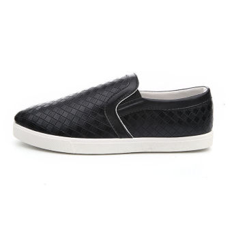 Fashion New Youth Loafers (Black)