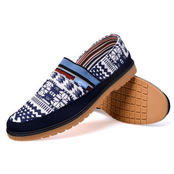 Fashion Simple New Loafers (Blue)