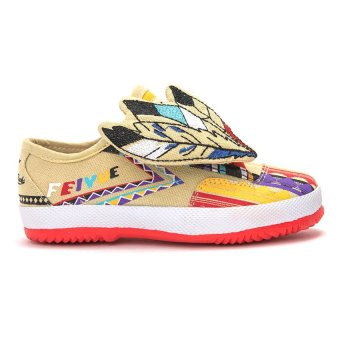 Feiyue Fe lo Kids Milk on the Rocks Shoes