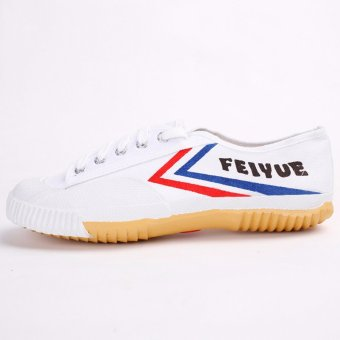 Feiyue Retro Classic Running Shoes (White) - intl - 2