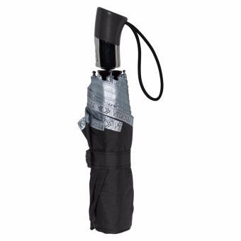 Fibrella Umbrella F00409 Automatic with UV Protection(Black) - 4