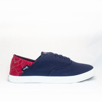 Fila Ladies Tiva Leisa Casual Shoes (Navy)