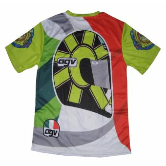 Fortress Coolmax Sport Drifit Fox T-shirt (VLNTNO) - 2