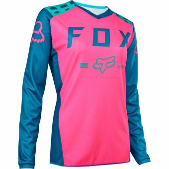 Fortress Cycling Mountain Bike Long Sleeve Jersey (FOXMTB#53)