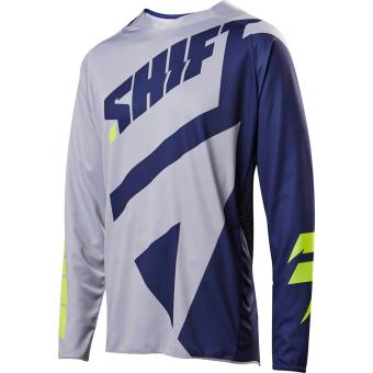 Fortress Cycling Mountain Bike Long Sleeve Jersey (MTBSHFT#3)