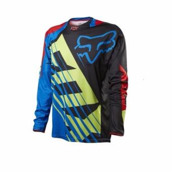 Fortress Cycling Mountain Bike Motocross Motorcycle/MTB Long SleeveJersey (FOXMTB10)