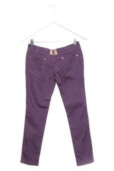 French Dolls Colored Pants Violet