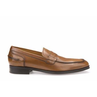 Geox Formal Low Cut Shoes (COGNAC) - 2