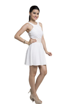 Get Laud! SD Roxanne Dress (White) - picture 2