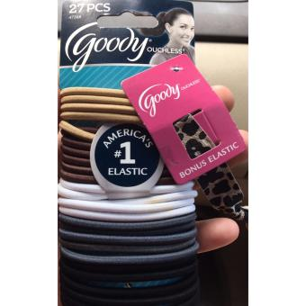 Goody Girls Ouchless Ponytails and Headbands (Multicolor)