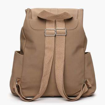 Grab Carrey Backpack (Beige) - 3