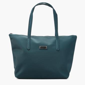 Grab Ladies Carette Tote Bag (Teal)