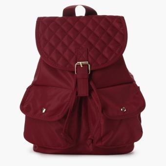 Grab Ladies Wita Backpack (Maroon)