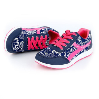 Greatnes D&D JZ-A-6 Women's Sport Casual Shoes (Pink) - 3