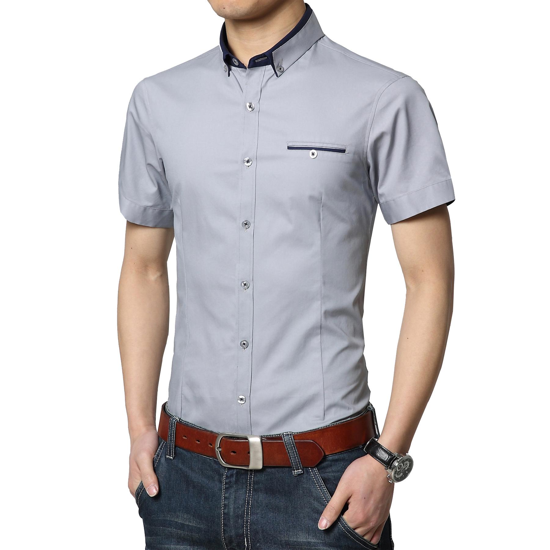 bd81de79188 Summer Wedding Short Sleeve Shirt - BCD Tofu House
